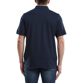 Craft Casual Pique Polo Herrer, dark navy